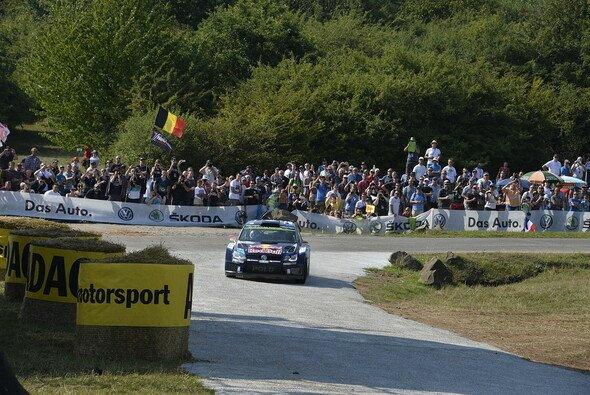 Der Schutz von Teilnehmern, Helfern und Zuschauern genießt höchste Priorität bei der ADAC Rallye Deutschland - Foto: ADAC Rallye Deutschland