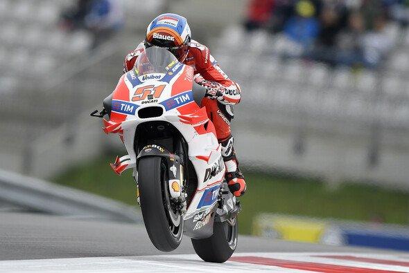Michele Pirro kam in Misano unverhofft zu einem Startplatz als Werksfahrer - Foto: Ducati