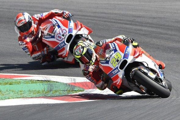 Schwimmt Ducati weiterhin auf der Erfolgswelle? Ein Brennpunkt vor Brünn - Foto: Ducati