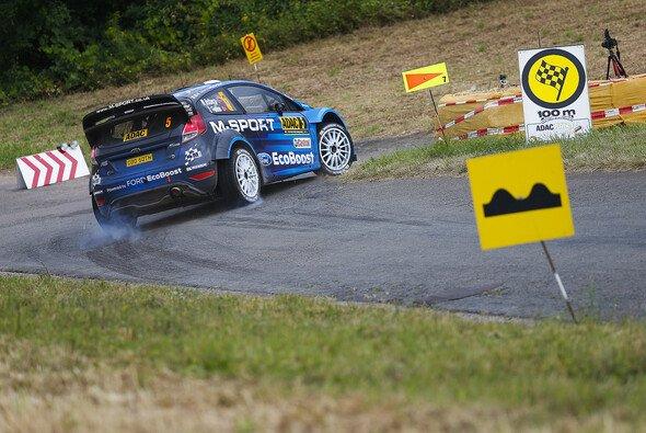 Mads Östberg bestreitet seine 100. WRC-Rallye - Foto: Ford