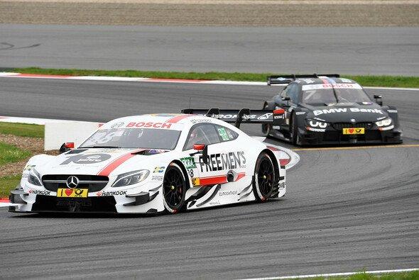 Felix Rosenqvist fuhr bei seinem DTM-Debüt auf Anhieb in die Punkte - Foto: DTM