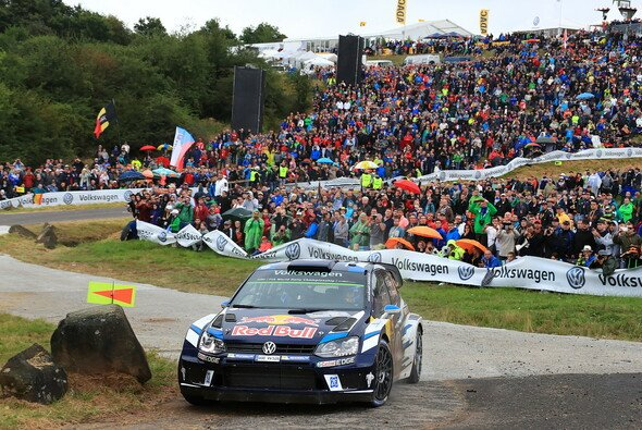 Die ADAC Rallye Deutschland ist eines der Sporthighlights - Foto: ADAC Rallye Deutschland