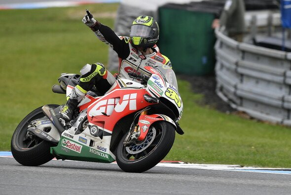 Cal Crutchlow ist aktuell bester Privatfahrer - Foto: LCR