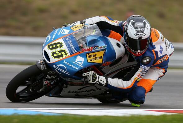 Philipp Öttl startet aus der zweiten Reihe in den San Marino GP - Foto: Schedl GP