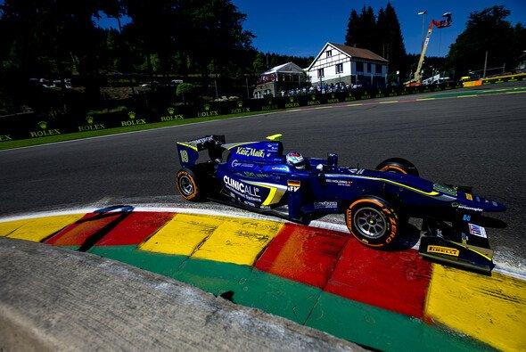 Die GP2 reist zusammen mit der Formel 1 direkt von Spa nach Monza - Foto: GP2 Series