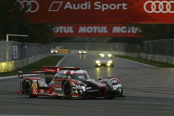 Di Grassi/Duval/Jarvis haben sich in Mexiko die Pole-Position gesichert - Foto: Audi
