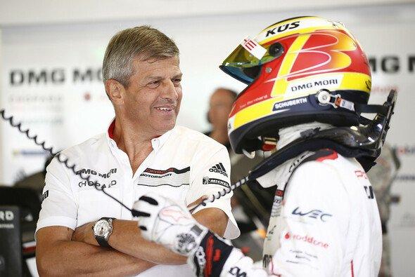 Fritz Enzinger ist neuer Motorsportchef von Volkswagen - Foto: Porsche