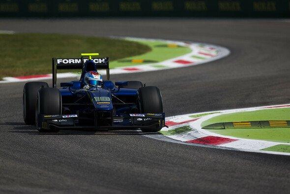 Marvin Kirchhöfer: Optimismus nach Monza für die verbleibenden Rennen - Foto: GP2 Series