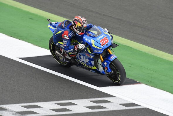 Gegen Maverick Vinales war in Silverstone kein Kraut gewachsen - Foto: Suzuki