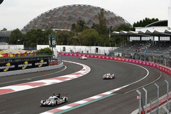 Die Langstrecken-WM fährt zum zweiten Mal in Mexiko - Foto: Porsche