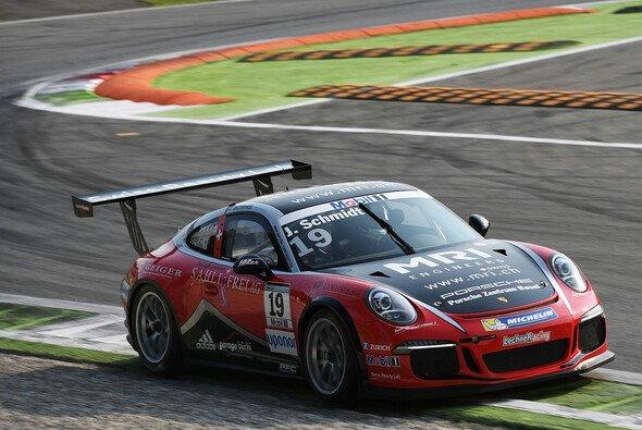 Jeffrey Schmidt hatte sich für Monza ein besseres Ergebnis erhofft - Foto: Porsche