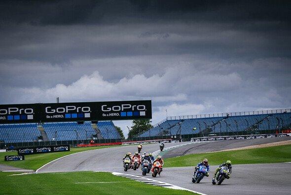 Die MotoGP fährt an diesem Wochenende in Silverstone - Foto: Yamaha