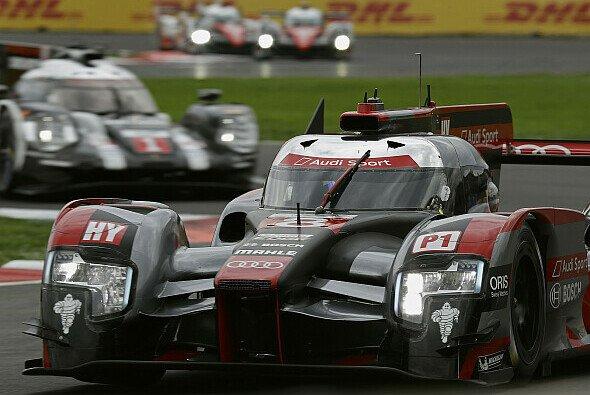 Vom reinen Speed her hatte Audi nach Le Mans die Nase meist vorn - Foto: Audi