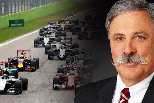 Chase Carey ist der neue Vorstandsvorsitzender der Formel 1 - Foto: Motorsport-Magazin.com