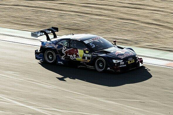 Mattias Ekström erlebte ein turbulentes Rennen - Foto: Audi
