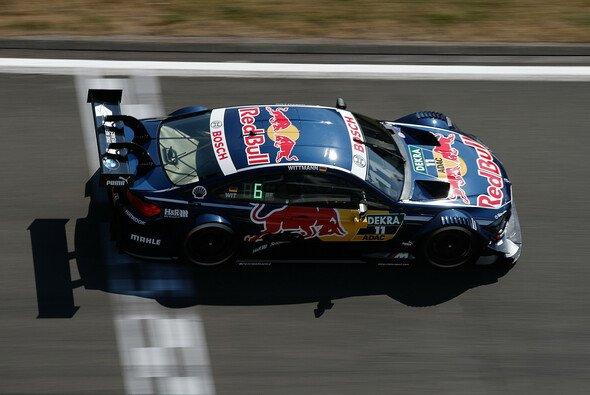 Marko Wittmann ist der große Sieger am Nürburgring - Foto: DTM