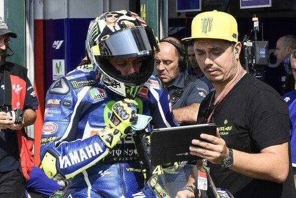 Uccio ist die rechte Hand von Valentino Rossi - Foto: Yamaha