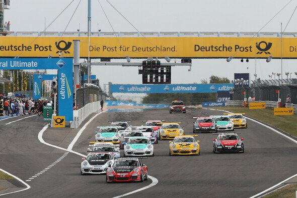 Jeffrey Schmidt mit erfolgreichem Wochenendausklang auf dem Nürburgring - Foto: Gruppe C GmbH