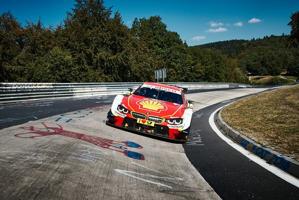 Mit den letzten DTM-Autos war die Nordschleife kein Thema - vielleicht mit GT3? - Foto: BMW