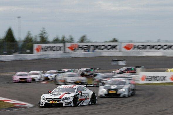 Felix Rosenqvist fährt bis zum Saisonende in der DTM für Mercedes - Foto: Gruppe-C GmbH