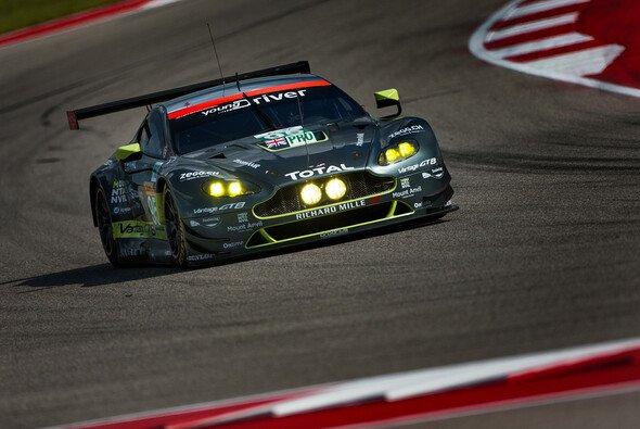 Aston Martin setzte sich im Qualifying durch - Foto: Aston Martin