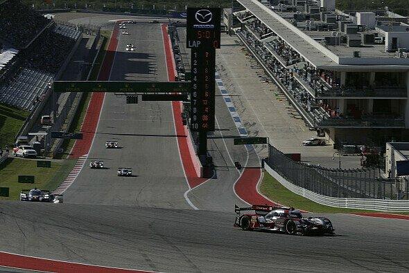 Audi war der Konkurrenz in Austin weit voraus, doch gebracht hat es nichts - Foto: Audi