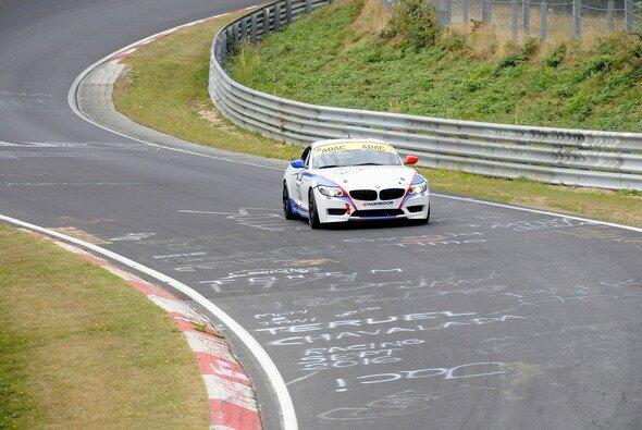 Giorgio Maggi auf der Nordschleife des Nürburgrings - Foto: Giorgio Maggi