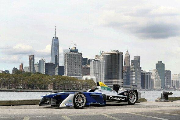 Die Formel E wird im Juli 2017 erstmals in New York fahren - Foto: FIA Formula E