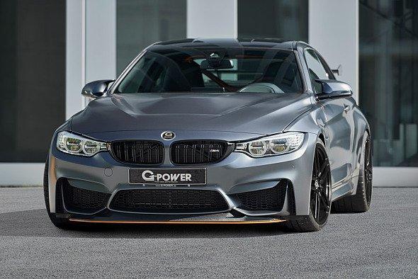 G-Power hat den BMW M4 GTS auf 615 PS getunt - Foto: G-Power