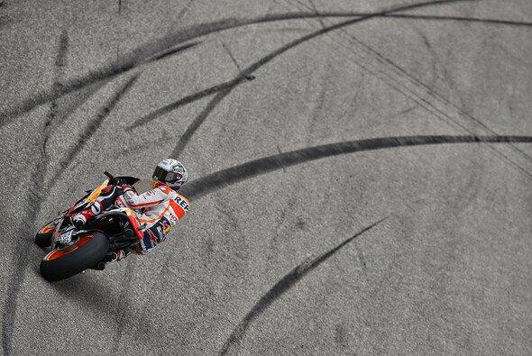 Wo ist denn die Konkurrenz? Marc Marquez dominierte im FP4 - Foto: Repsol