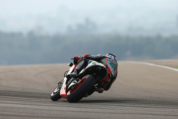Stefan Bradl enterte beim Aragon-GP die Top-10