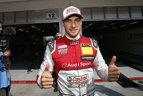 Edoardo Mortara steht vor einem Wechsel von Audi zu Mercedes - Foto: DTM