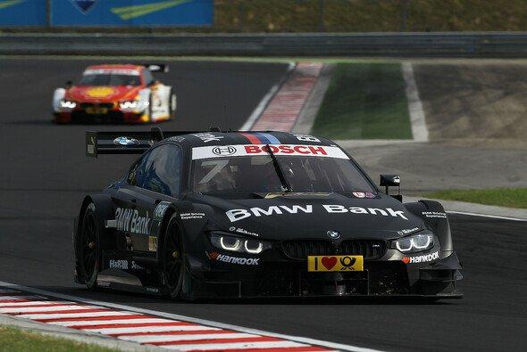 Spengler wünscht sich auch für den Samstag einen Boxenstopp - Foto: BMW AG