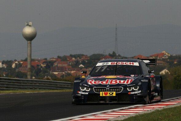 Marco Wittmann nimmt das Finale als Führender in Angriff - Foto: BMW AG
