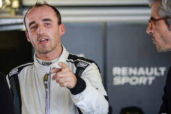 Robert Kubica absolvierte einen GP3-Test - Foto: Renault