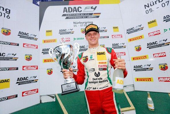 Mick Schumacher ist Vizemeister der ADAC Formel 4 - Foto: ADAC Formel 4