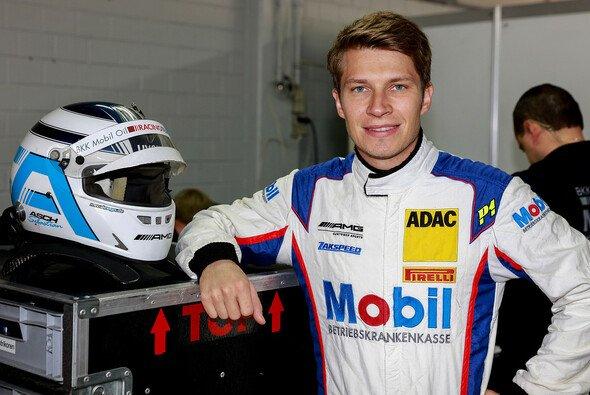 Sebastian Asch fuhr bereits 2015 und 2016 für Zakspeed - Foto: ADAC GT Masters