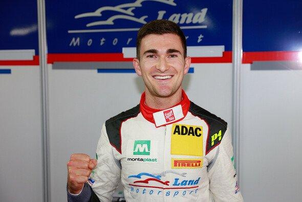 Erster US-Champion und meiste Poles: Connor De Phillippi - Foto: ADAC GT Masters