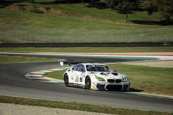 Alex Zanardi fährt Mitte Oktober wieder Rennen für BMW - Foto: BMW Motorsport