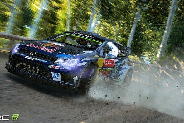 Das neue offizielle Spiel zur Rallye-WM ist da: WRC 6 - Foto: WRC 6