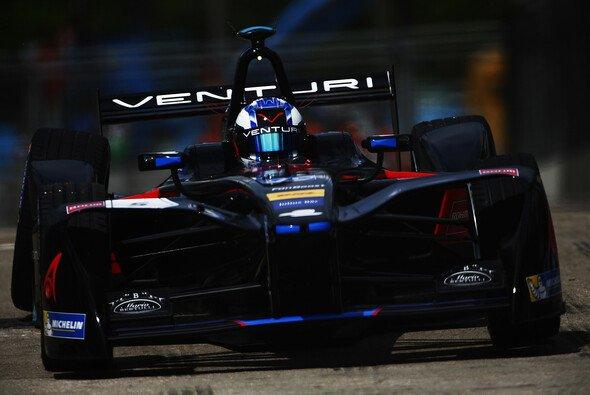 Bei seinem Premierenlauf in Hongkong fuhr Maro Engel auf Platz neun - Foto: FIA Formula E