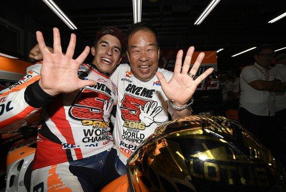Shuhei Nakamoto konnte mit Honda und Marc Marquez viele Erfolge feiern - Foto: HRC