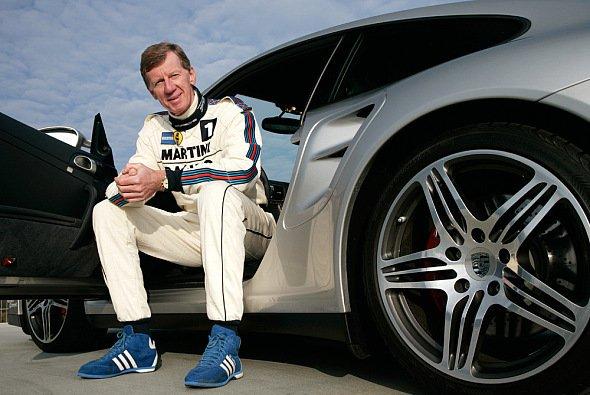 Walter Röhrl ist eine lebende Legende - Foto: Porsche