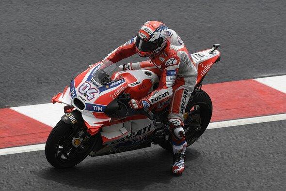 Andrea Dovizioso ist Polesetter in Malaysia - Foto: Ducati