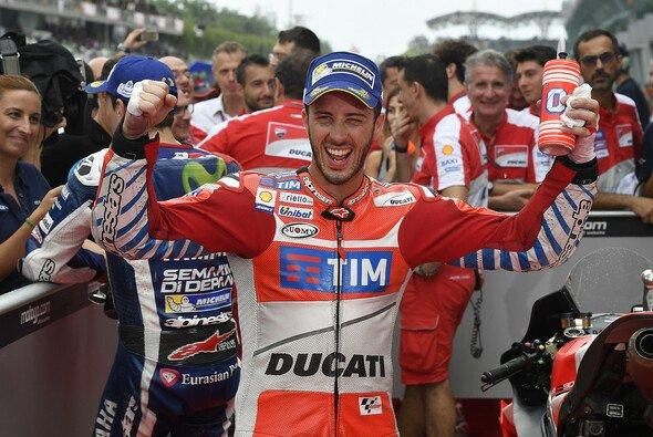 Andrea Dovizioso fuhr auf Pole - Foto: Ducati