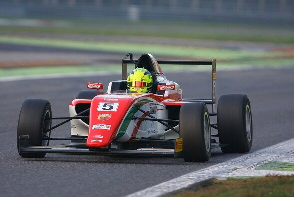 adac formel news ticker mick schumacher