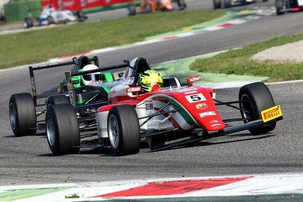 Mick Schumacher ist Vizechampion der italienischen Formel 4 - Foto: F.4 Italian Championship
