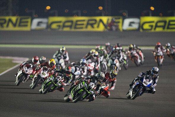 Die WSBK trägt ihr Saisonfinale in Katar aus - Foto: Kawasaki