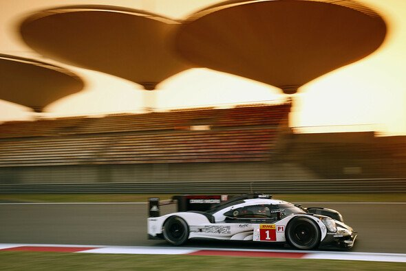 Der Weltmeister-Porsche startet in Shanghai von der Pole - Foto: Porsche