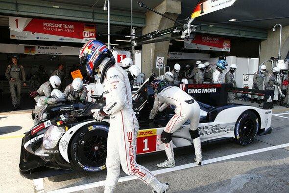 Die Nummer eins startet von Startplatz eins - Foto: Porsche